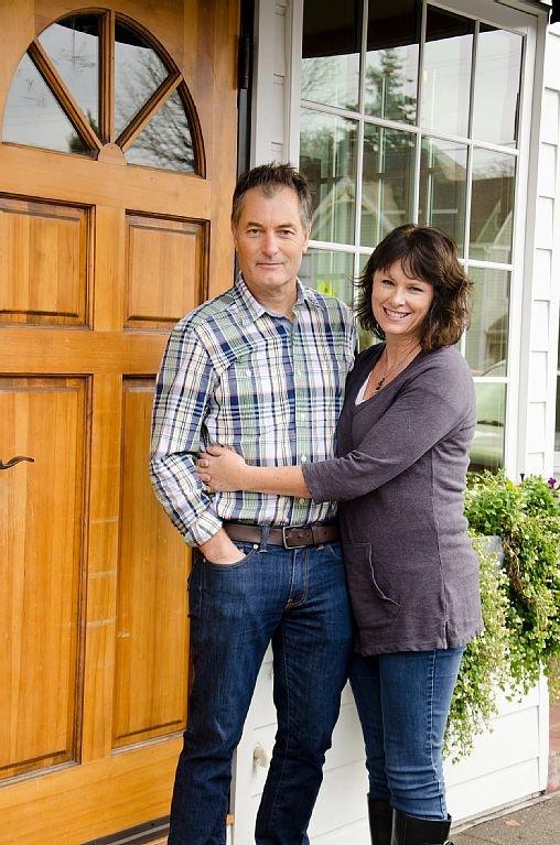 Meet the owners, Doug & Lori.