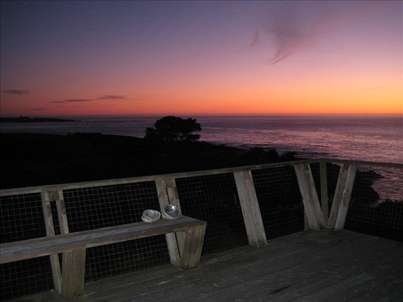 Your private coastal view. 2 miles to downtown Mendocino. No noise but the ocean
