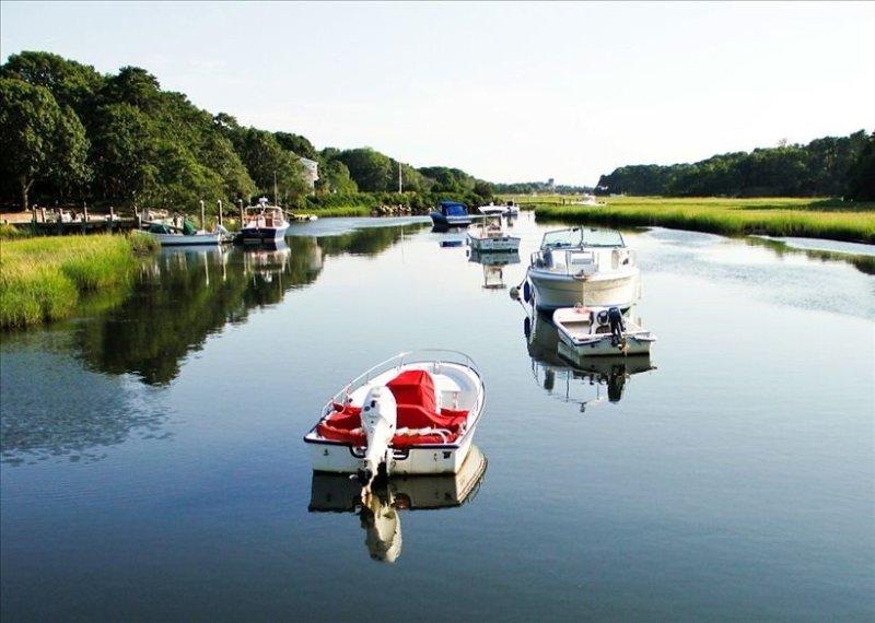 Kayak/Canoe the Herring River