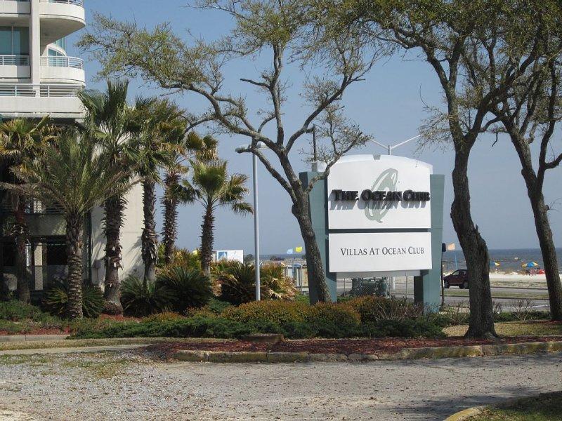 Luxury 1 Bedroom, 1 Bath Condo in Biloxi, ~Ms-Ocean View – semesterbostad i Biloxi
