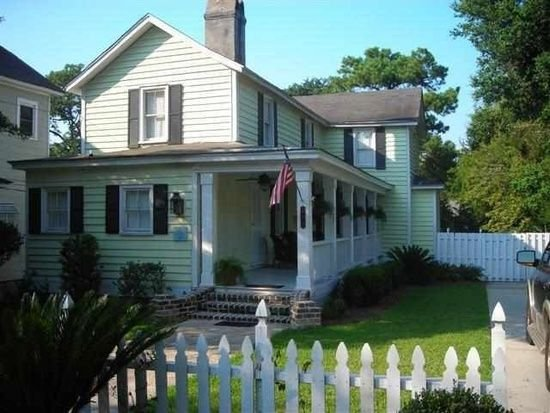Historic Home In Downtown Georgetown, Close To Charleston And Pawleys Island, vacation rental in Georgetown