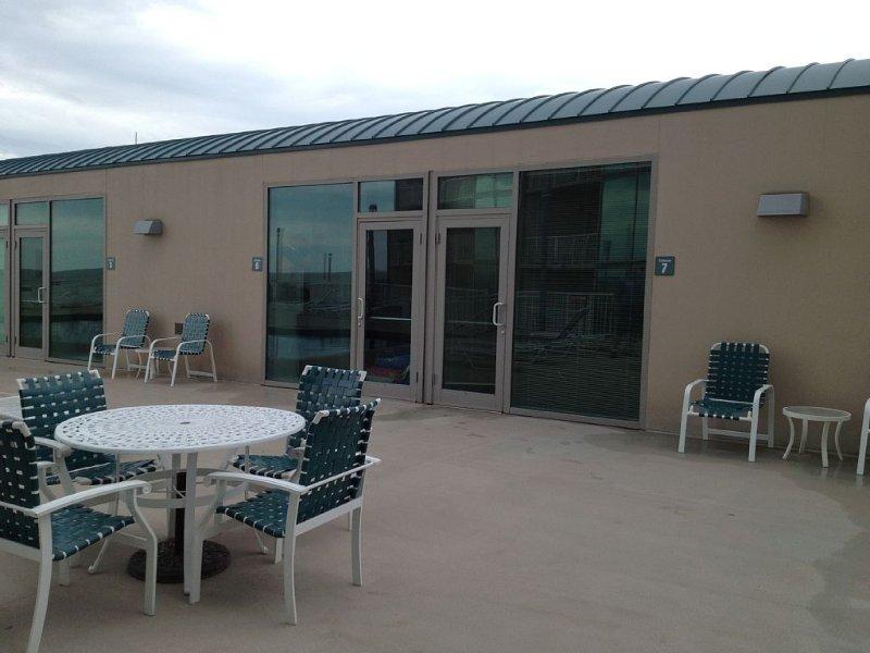 La piscine privée côté Cabana est une option. Demandez le taux spécial lors de la réservation.