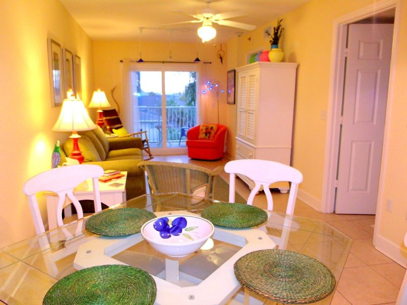 Oceanview with Private Balcony & Pool Access, holiday rental in Fernandina Beach