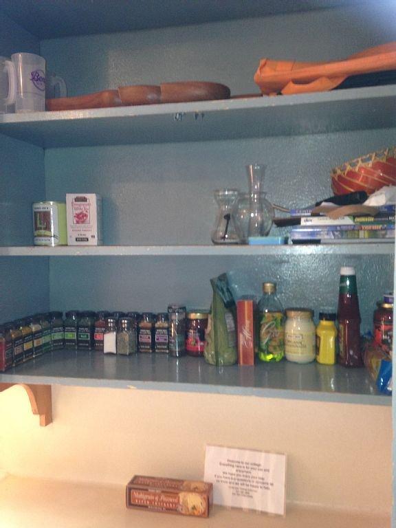 Pantry items