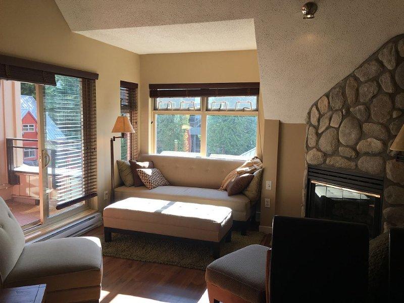 Creekside Village Comforts, alquiler vacacional en Whistler