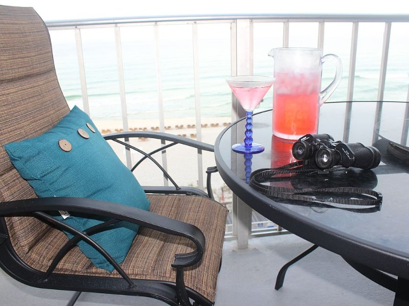 2BR/2BA • Spectacular Gulf/Pool Facing 6th Floor Unit!, holiday rental in Panama City
