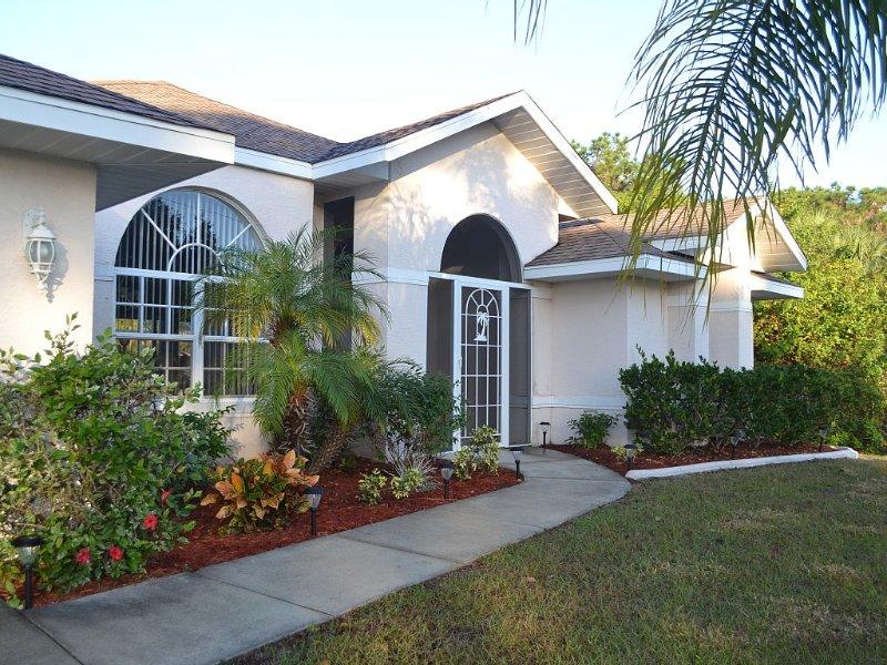 Sun, Sea, Golf, Wildlife, Relaxation - Luxury Villa, Rotonda, Florida, casa vacanza a Rotonda West