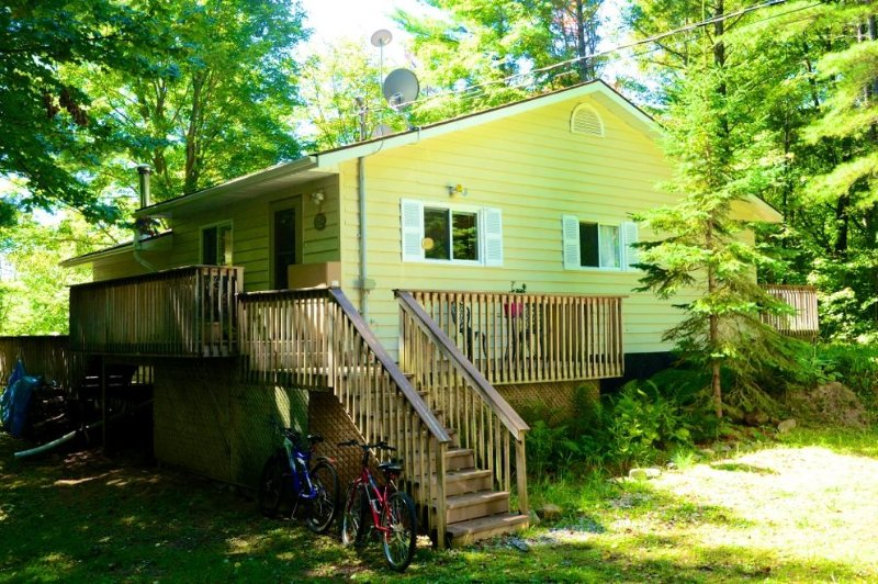 Country Getaway on Muskoka River, Bracebridge, vacation rental in Muskoka District