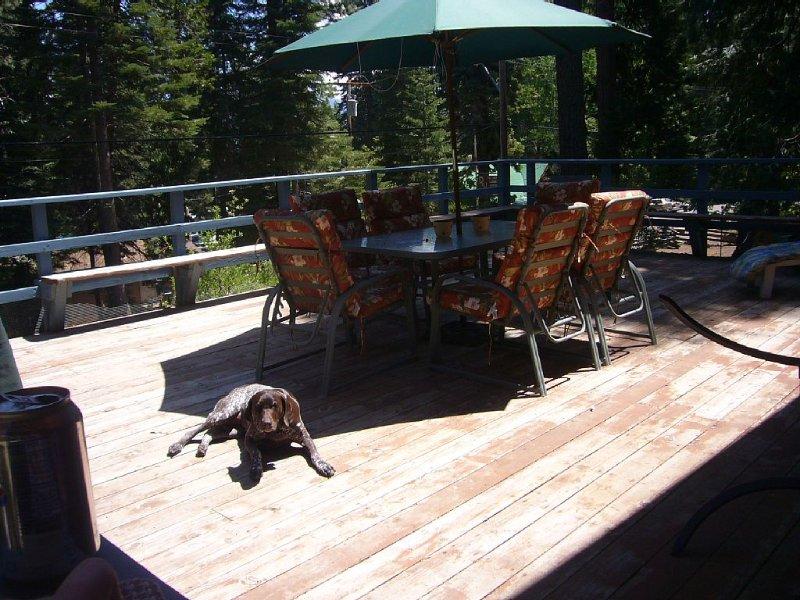 Cozy Lake Almanor Getaway, holiday rental in Plumas County