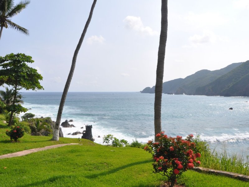 Pacific Gold Coast Ocean View Condominium, Mexico, holiday rental in Manzanillo