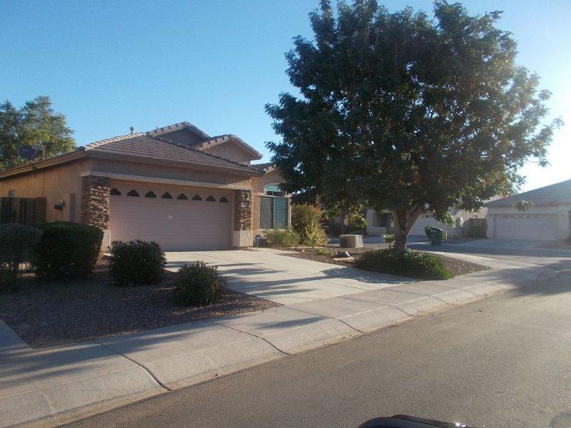 Maricopa, Cobble Stone,  Perfect Snowbird Rental, holiday rental in Maricopa