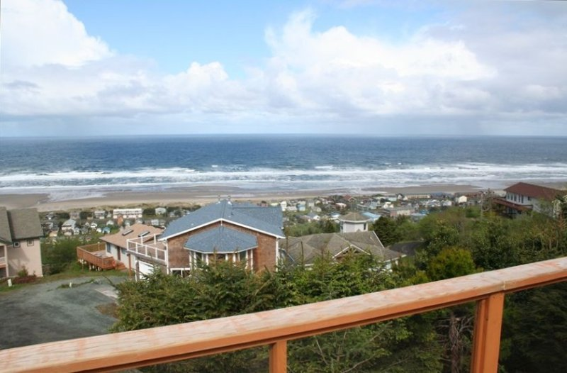 What an incredible View!, vacation rental in Rockaway Beach