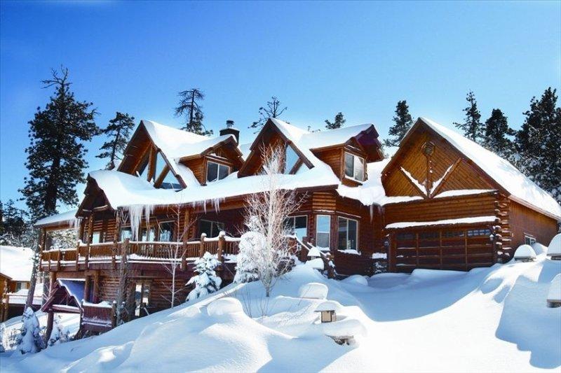 Mountain Villa - Castle Glen Estates, alquiler de vacaciones en Big Bear Region