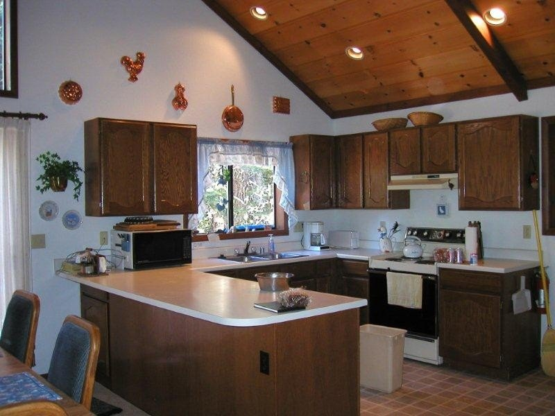 Lovely Chalet Style Cabin; 1 mile from Homewood Ski, location de vacances à Homewood