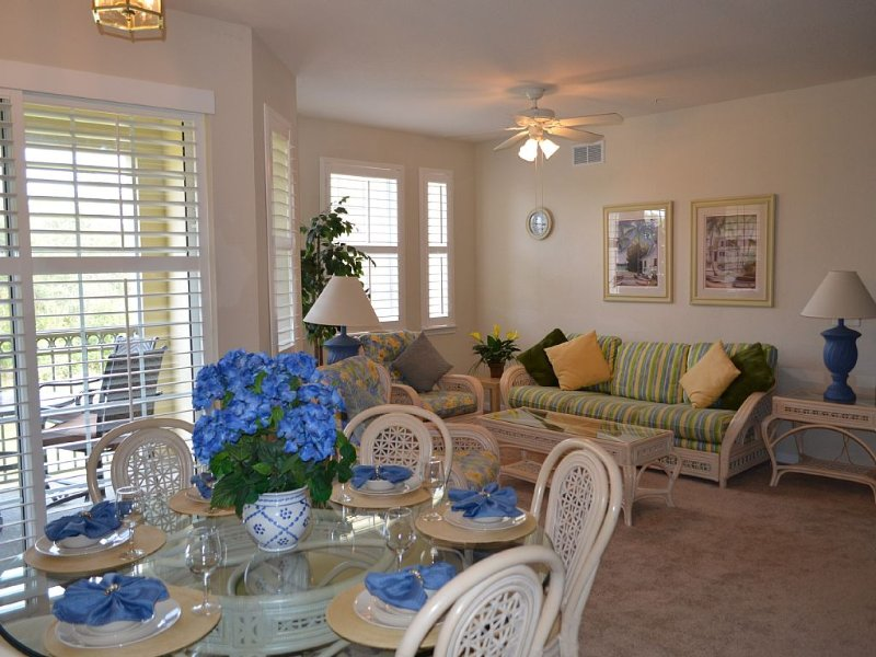 Tigger's Terrace Condo/A home away from home, Golf /Disney Close by., holiday rental in Davenport