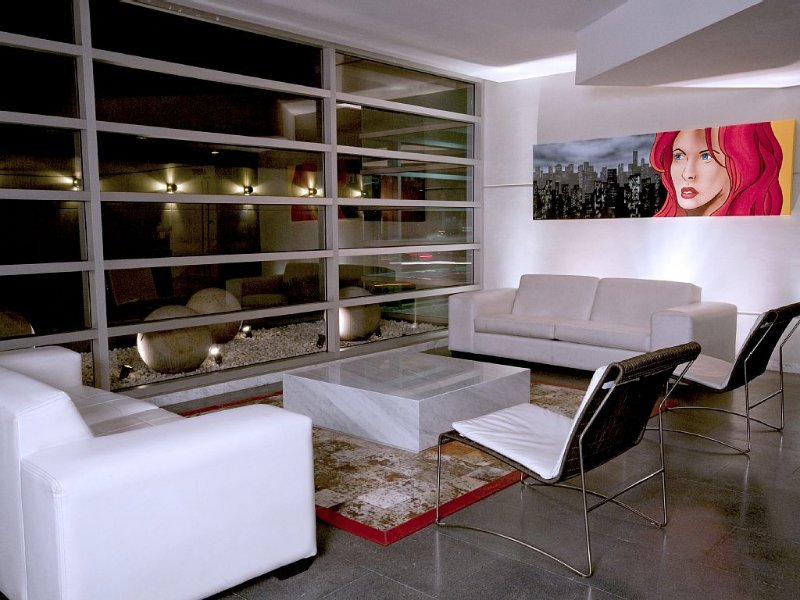 The Place Is A Unique Place Of One, Two Or Three Bedroom Suites, Fully Equipped, vacation rental in Mexico City