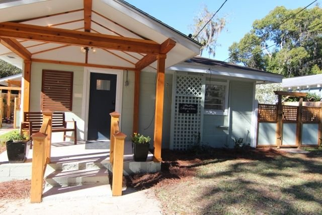 St. Marys = Paradise! 2BR, 1B, Pet Friendly in Historic District - 2 Bikes., holiday rental in St. Marys