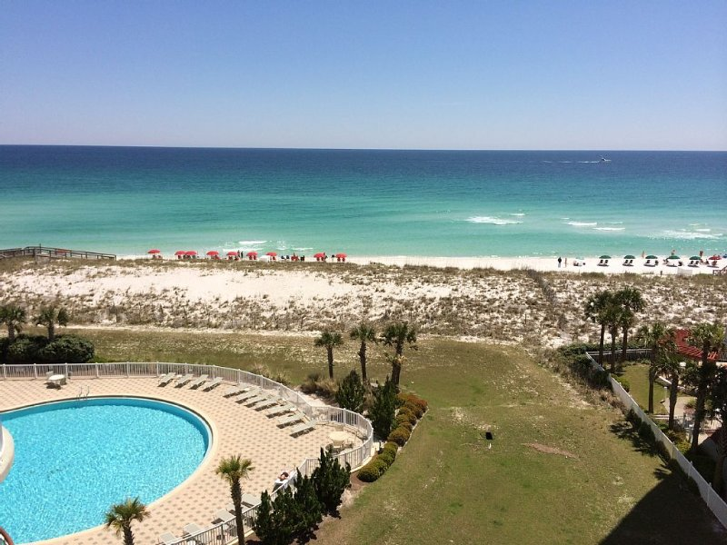 Beautiful beach condo, location de vacances à Navarre