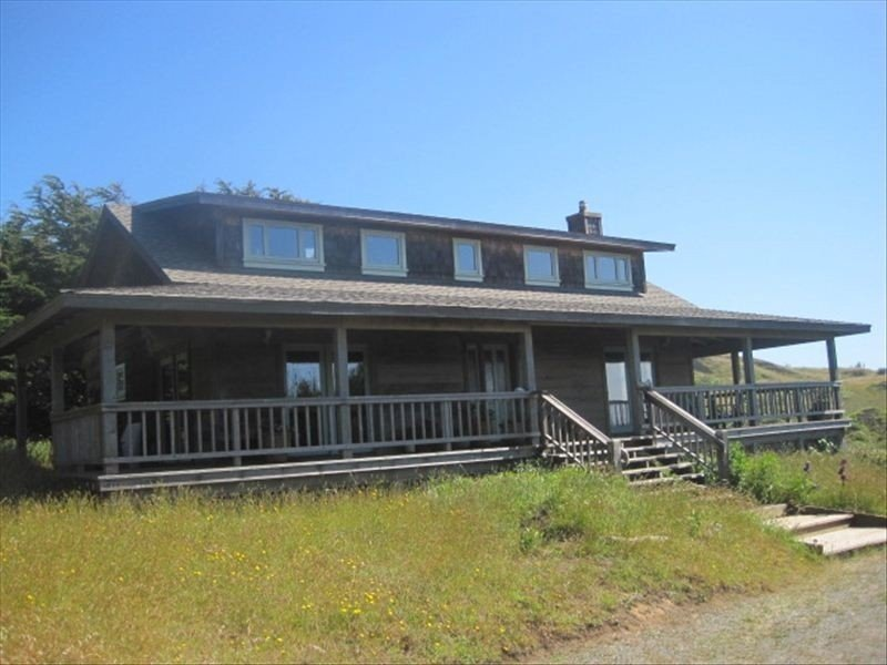 Relaxing Privacy Overlooking the Stunning Mendocino Coast, alquiler vacacional en Albion