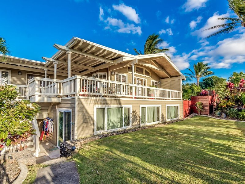 Beautiful Island Home With Ocean Views and Plenty of Out Door Space!, vacation rental in Waikoloa