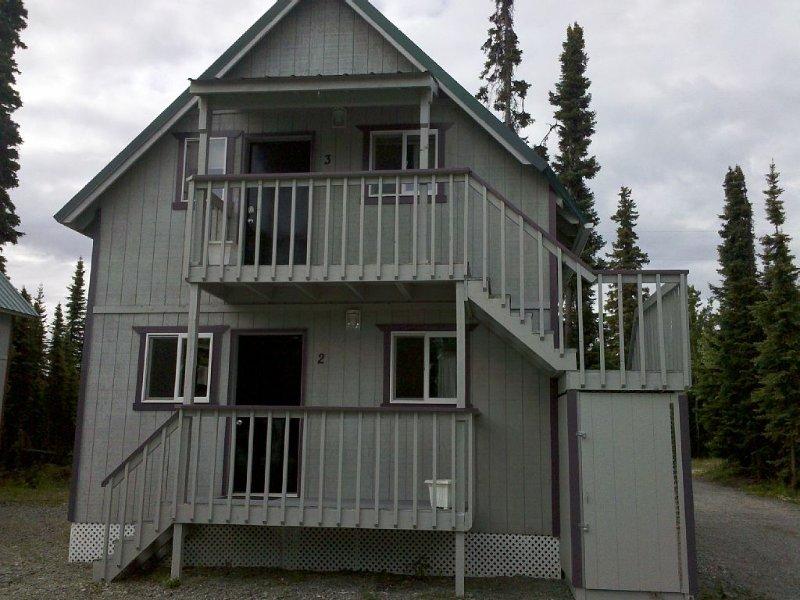 Kenai River Front Cabins, holiday rental in Soldotna