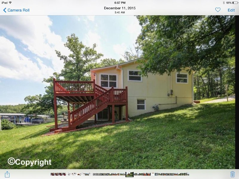 Nice Pet Friendly Flat Lot that is Wheel Chair accessible!!, vacation rental in Gravois Mills