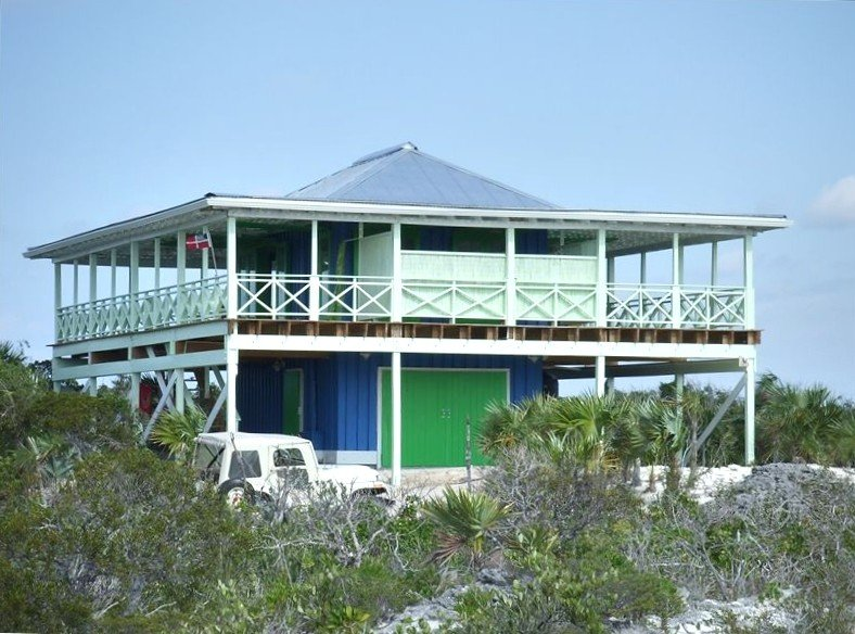 Private Beach House on 3.25 Acres with Spectacular Beach   #1 ����� reviews, holiday rental in Orange Creek
