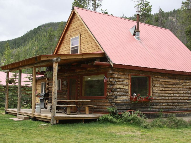 Lake Cabin at Arapahoe Bay- Grand Lake/Granby Area in Arapahoe National Forest, alquiler de vacaciones en Granby