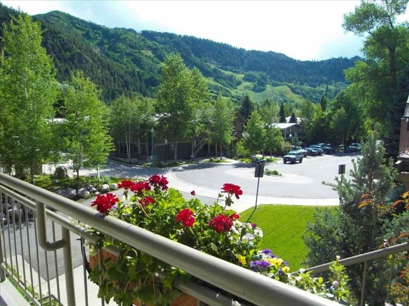 360º Tour! Views of Aspen Mtn., A/C, Great Light, Gas Fireplace. Up to 45% OFF!, holiday rental in Aspen