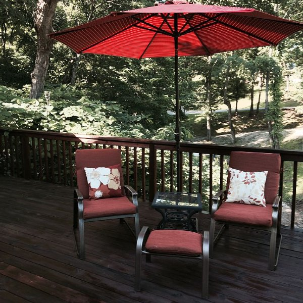 Monkey Island Waterfront, holiday rental in Afton