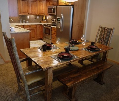 Large well appointed condo with  Free WIFI,, holiday rental in Frisco