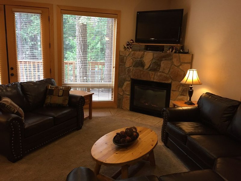 16 person maximum, pool table, WiFi  (No Parties), alquiler de vacaciones en Shaver Lake