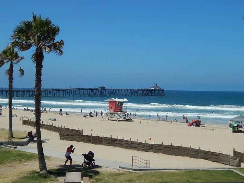 BEACH FRONT CONDO! San Diego-Imperial Beach-Coronado, holiday rental in Imperial Beach