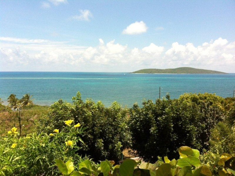 Coakley Bay Condo Beautiful Carribbean View of Buck Island, holiday rental in St. Croix