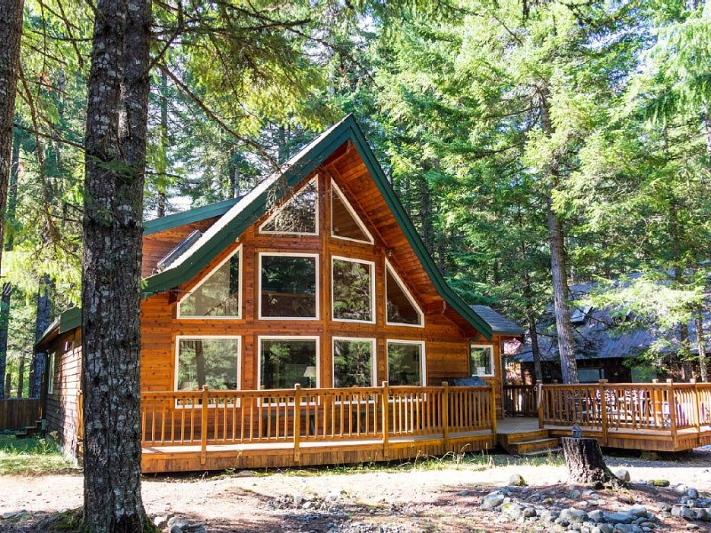 Crystal Mountain Chalet, holiday rental in Greenwater