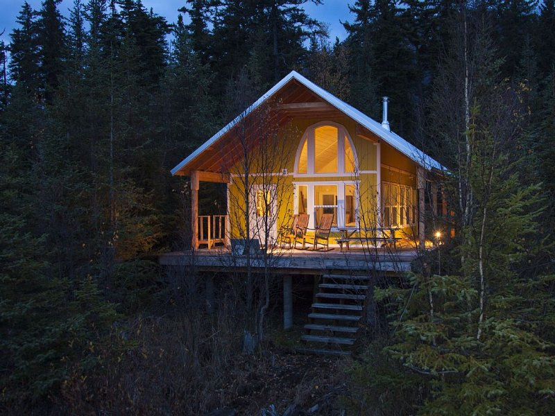 The Yakutat Cabin At Kenai Lake!  Alaska-real-simple, aluguéis de temporada em Moose Pass