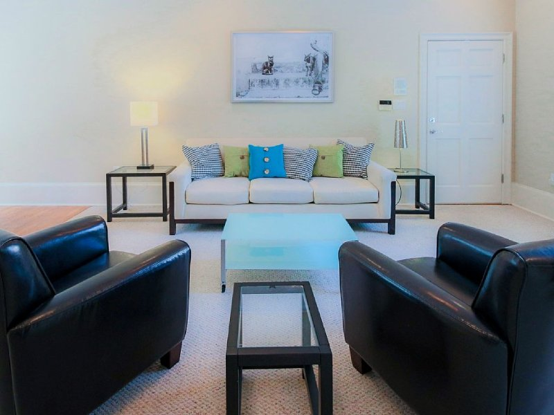 2 bedroom/1bath in the Heart of The Old 4th Ward - Access to beltline & more, holiday rental in Atlanta