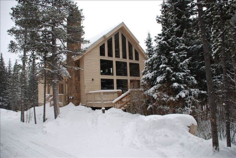 Luxurious Colorado Mountain Lodge!, aluguéis de temporada em Idaho Springs