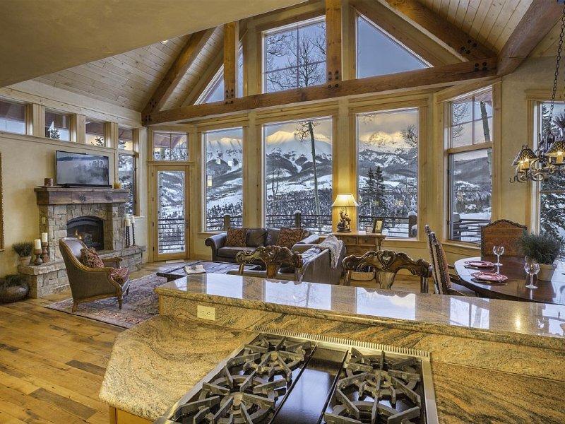 Awesome Views!!! Fabulous Reviews. Spa Benefits, location de vacances à Mountain Village