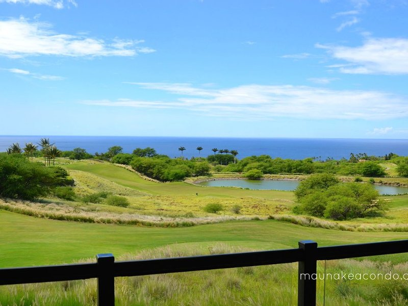 Daytime view from the lanai