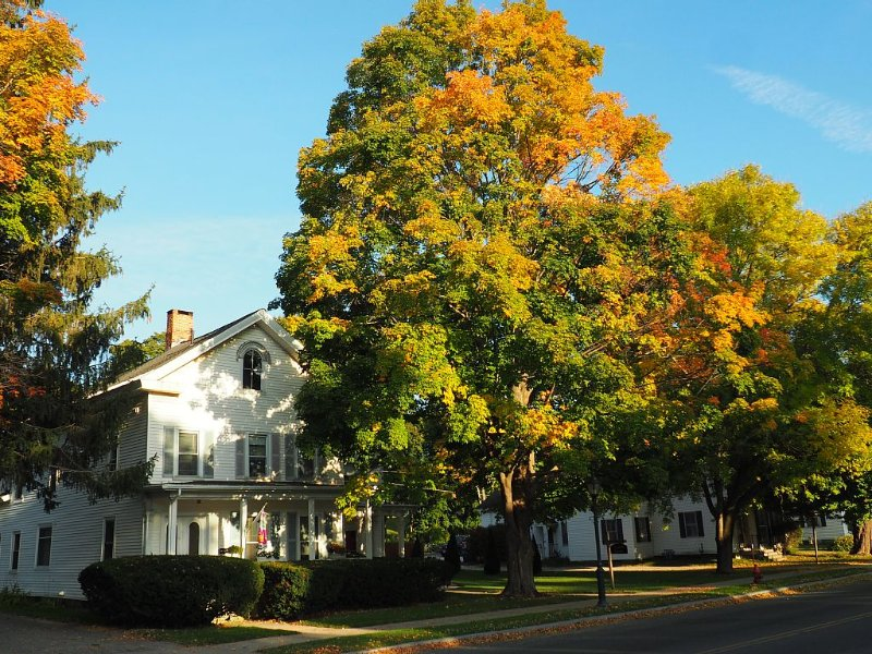 Elegant 19th Century New England 2BR Vacation Rental at Garfield House, location de vacances à Berkshires
