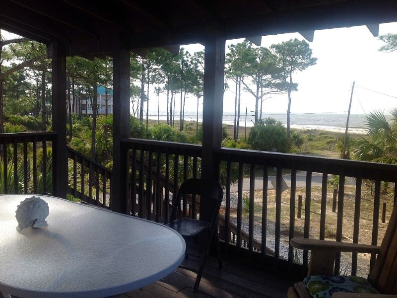 The Beach House on Florida's Forgotten Coast, alquiler de vacaciones en Port Saint Joe