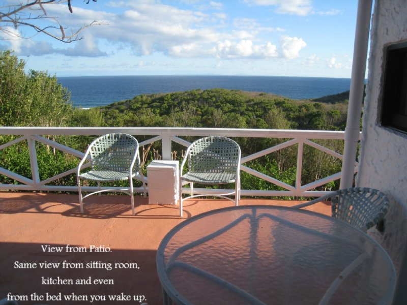 Ocean View - North Shore between Cane Bay & Gentle Winds/Salt River Marina., vacation rental in Cane Bay