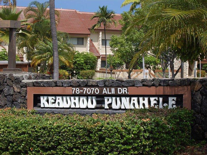 Welcome to Keauhou Punahele