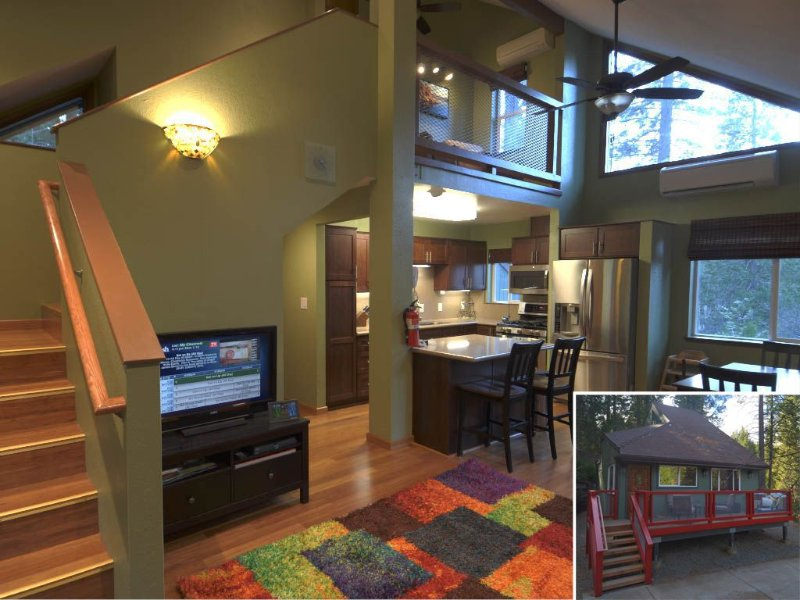 Inside Yosemite Nat Park! Newly remodeled private 2bd 2ba home with central A/C, holiday rental in Yosemite National Park