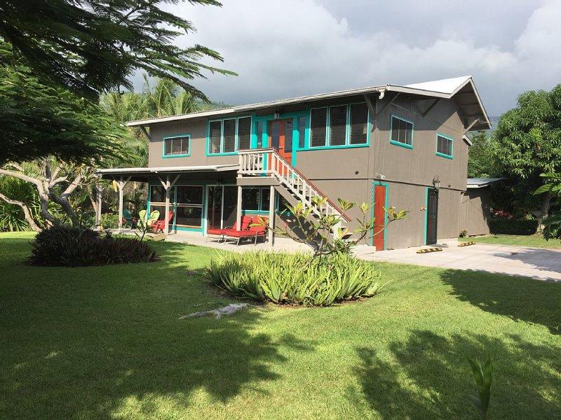 Perfect hawaiian style living