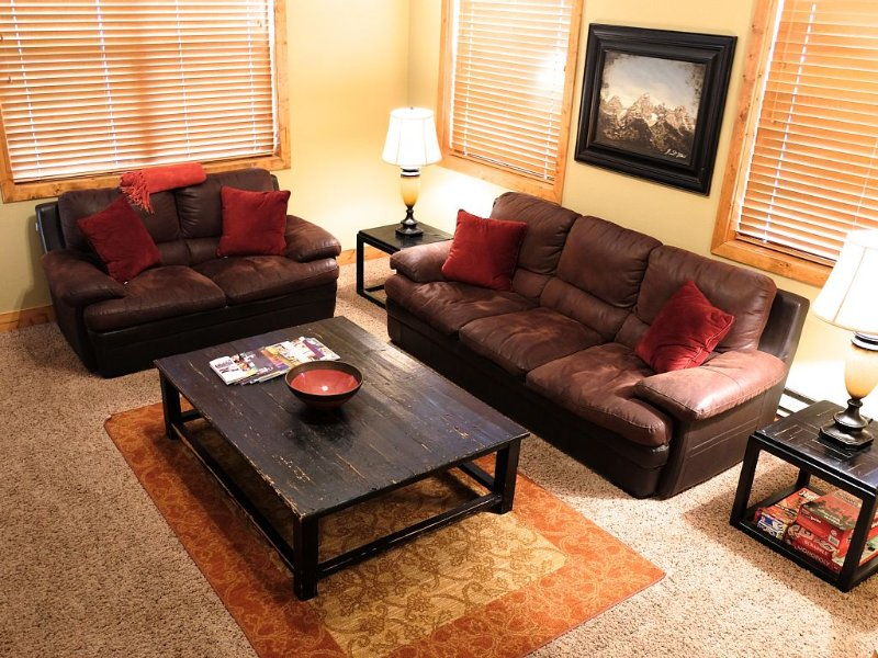 Only $99/night year round!! Now booking for summer!, holiday rental in Driggs