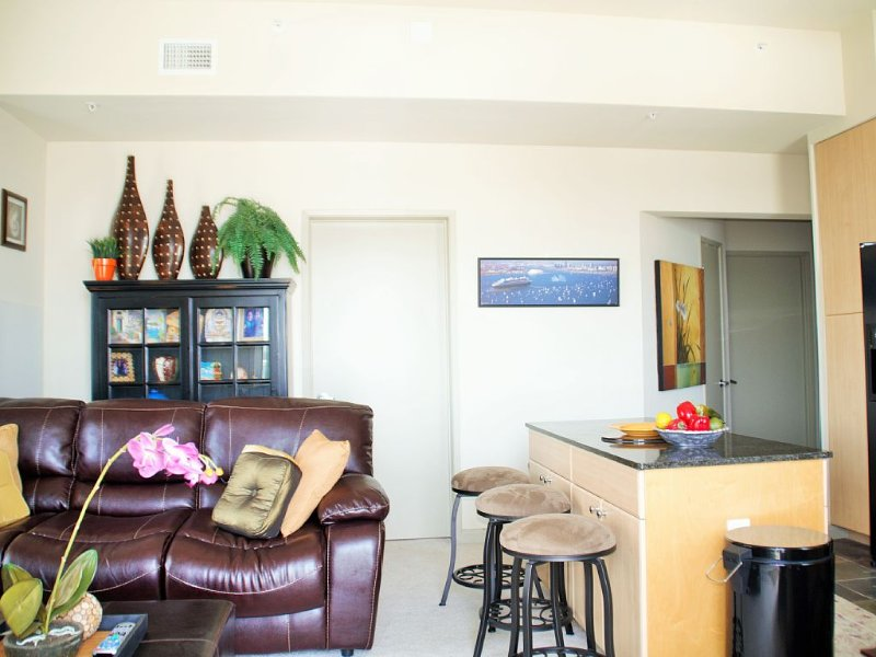 SPECTACULAR OCEAN VIEW LIVING, vacation rental in Long Beach