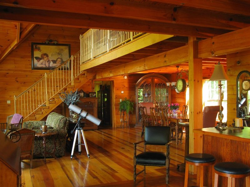 The Jennifer- Beautiful Mountain Retreat!, holiday rental in Flag Pond