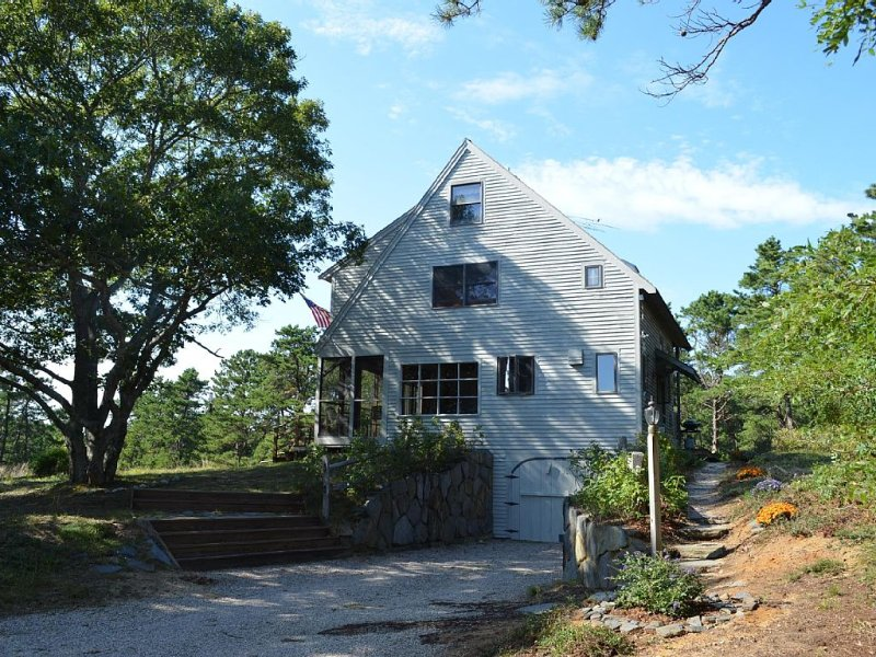 Private, Tranquil Getaway In Cape Cod National Seashore, vacation rental in Truro